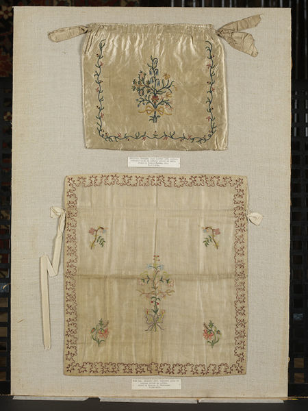 V&A Collections. 1775-1779. http://collections.vam.ac.uk/item/O364234/reticule-unknown/